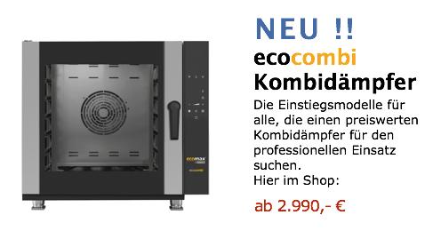 ecocombi Kombidämpfer